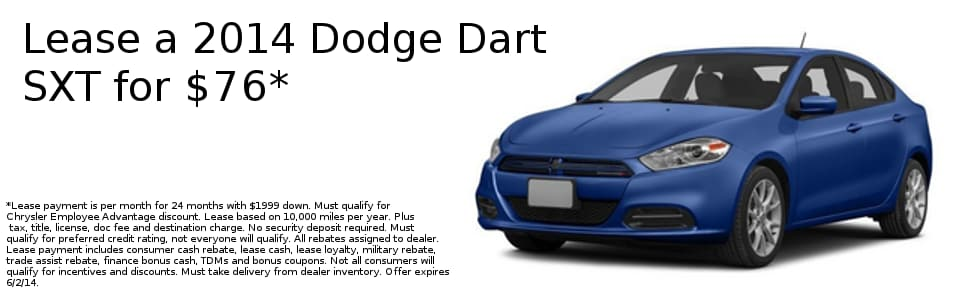 lease a 2014 dodge dart or cherokee limited for a great price this month mike riehl 39 s. Black Bedroom Furniture Sets. Home Design Ideas