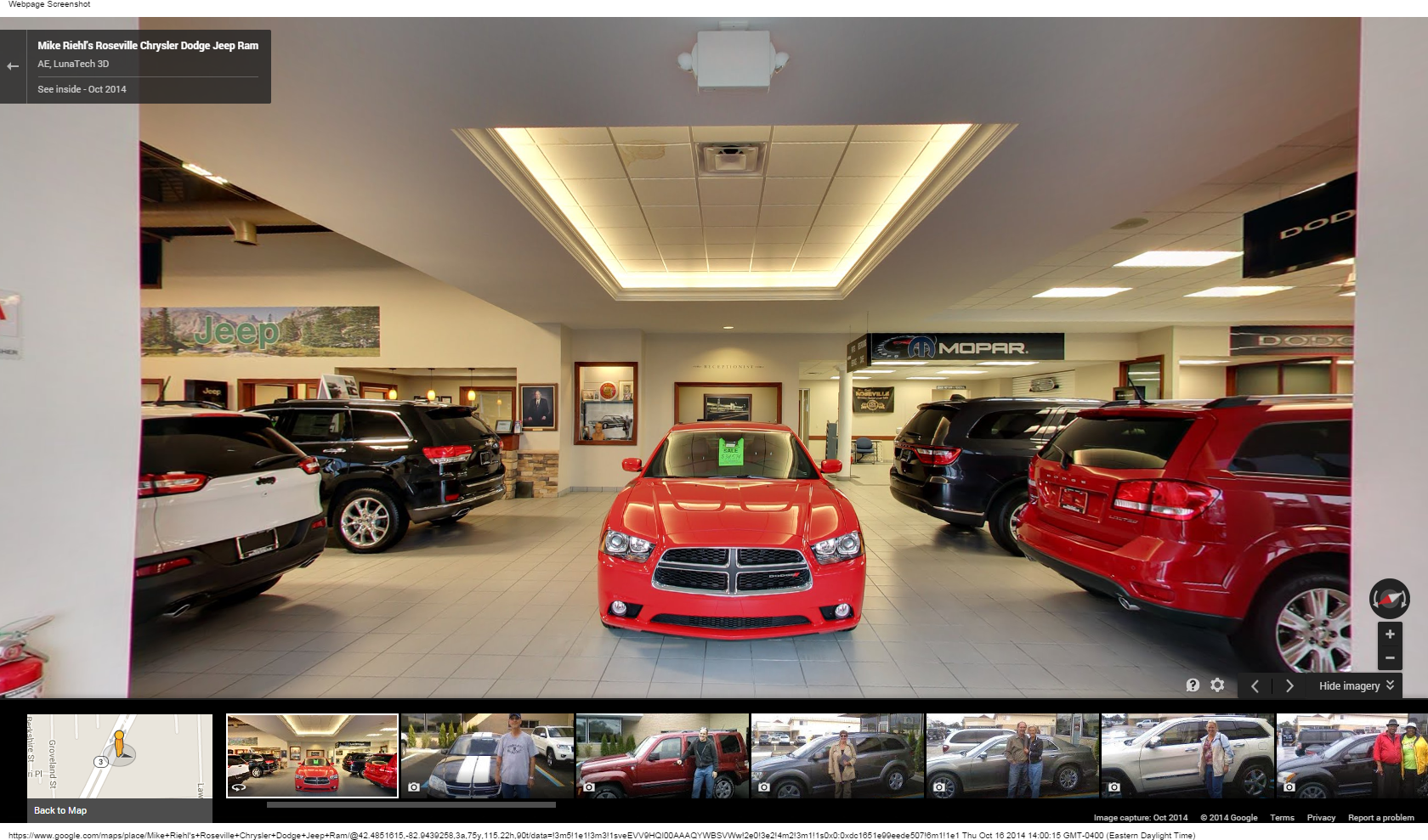 At mike riehl s roseville chrysler dodge jeep ram