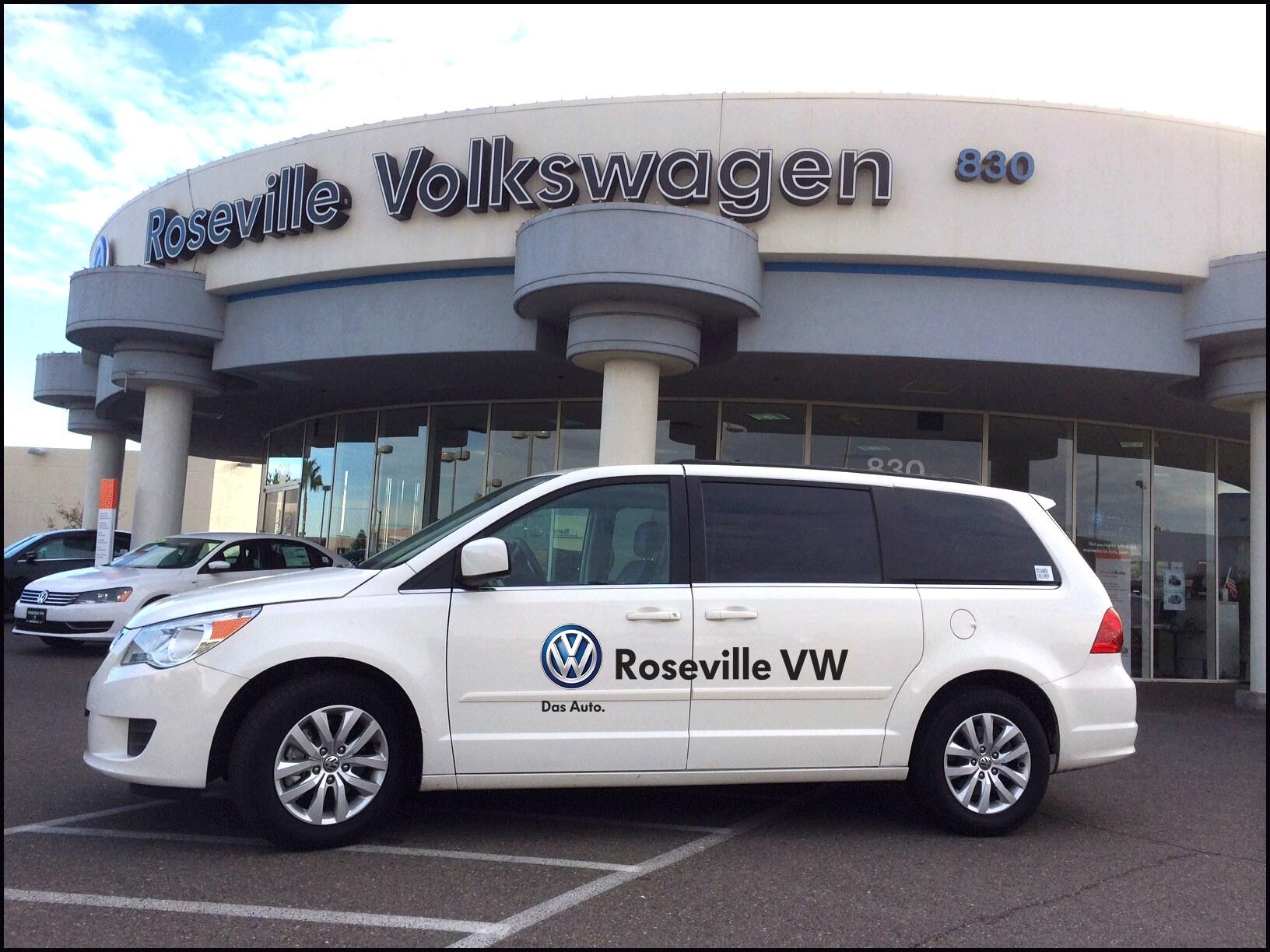 Volkswagen Auto Service Center Near Sacramento Ca