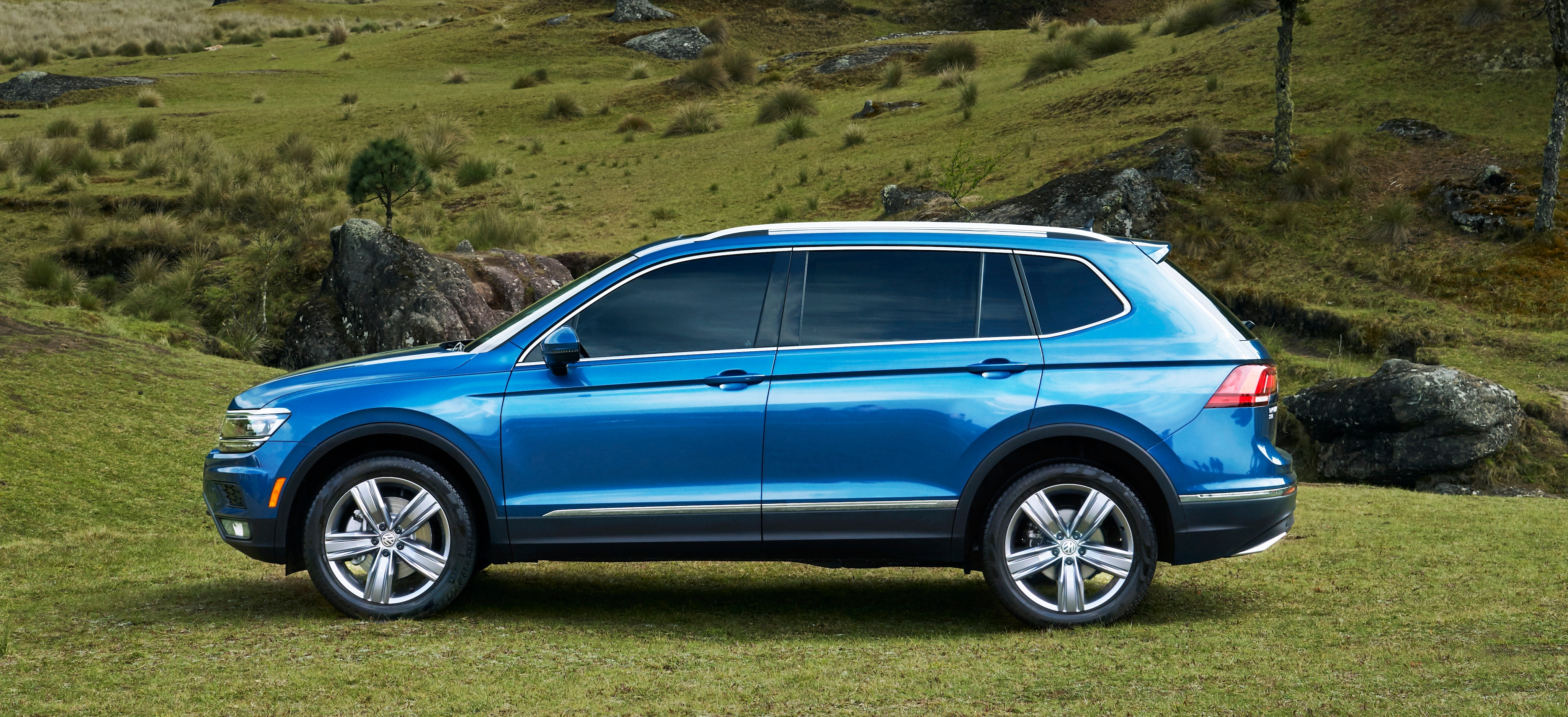 The 2018 Volkswagen Tiguan A Crossover For All Seasons In Roseville California