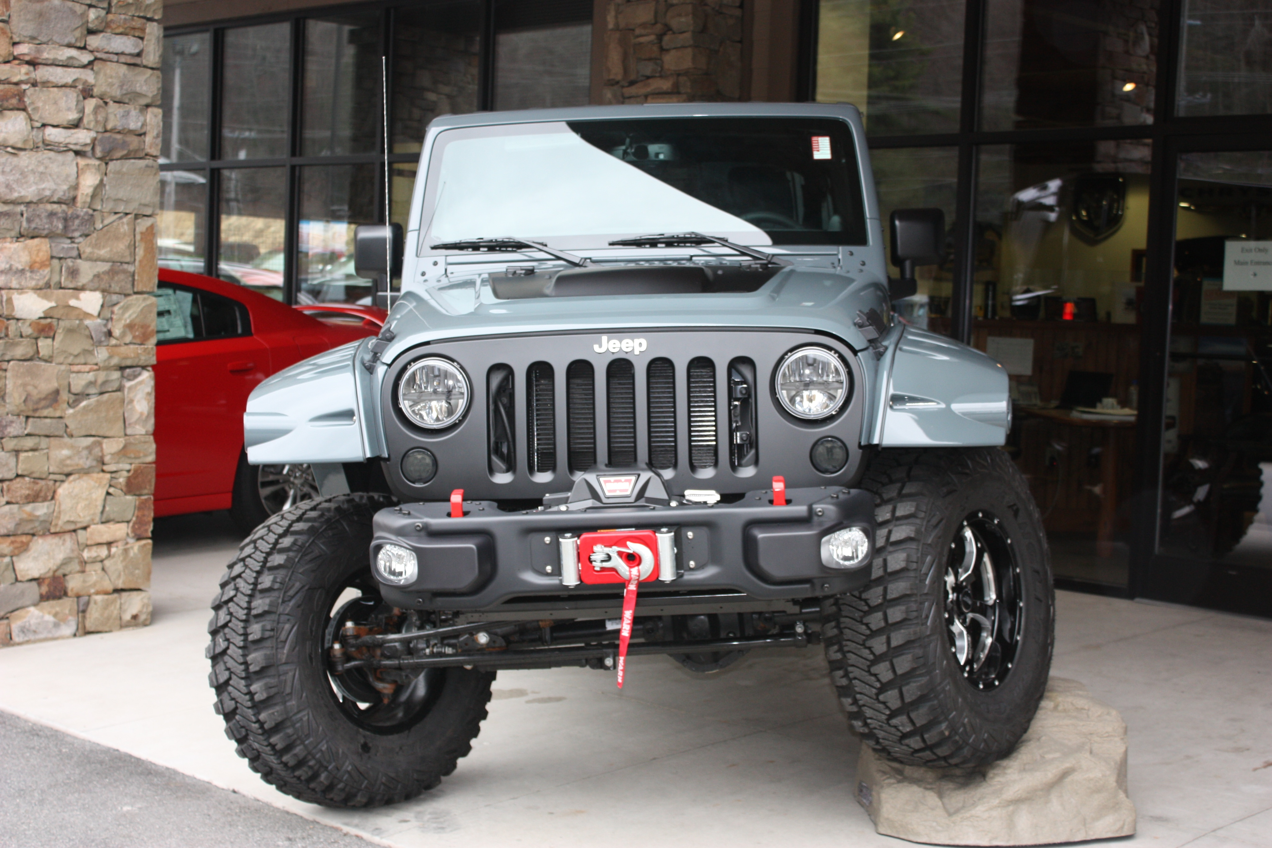 Parts Accessories To Customize Your Jeep In Boone Nc Wrangler Bumper New Performance 2 Lift Kit