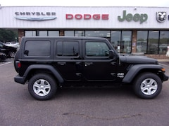 2018 Jeep Wrangler UNLIMITED SPORT S 4X4 Sport Utility for sale in Southaven, MS