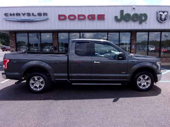 Used  2016 Ford F-150 XLT Ecoboost Quad Cab near Southaven, MS