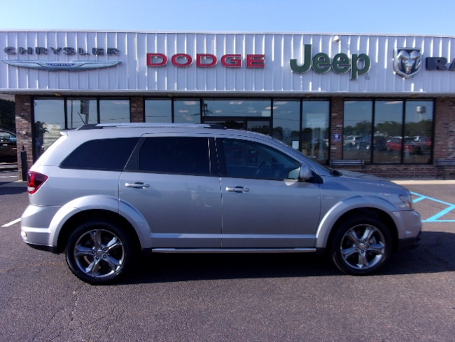 Used  2017 Dodge Journey Crossroad SUV near Southaven, MS