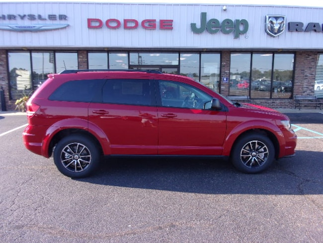 New 2018 Dodge Journey SE Sport Utility near Southaven, MS