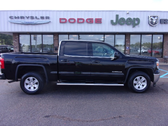 Oxford Ms Cab >> Used 2015 Gmc Sierra 1500 Sle For Sale In Southaven Ms Vin
