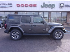 2018 Jeep Wrangler UNLIMITED SAHARA 4X4 Sport Utility for sale in Southaven, MS