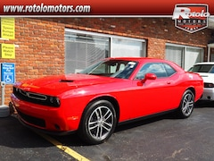 New 2019 Dodge Challenger SXT AWD Coupe for sale or lease in Charleroi, PA