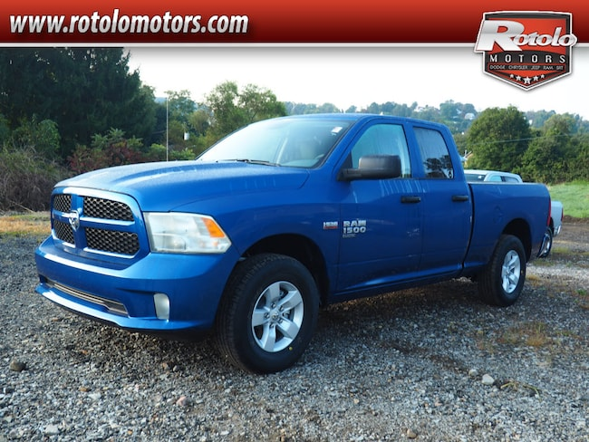 New 2019 Ram 1500 CLASSIC EXPRESS QUAD CAB 4X4 6'4 BOX Quad Cab for sale or lease in Charleroi, PA
