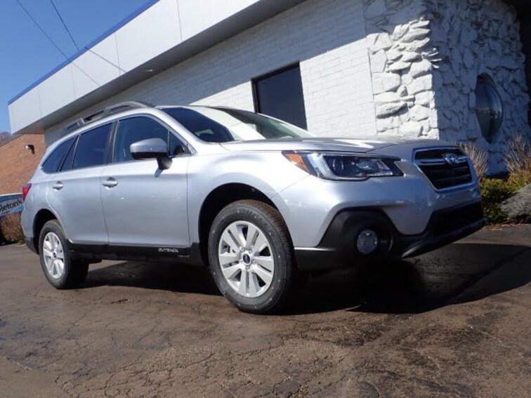 New 2019 Subaru Outback 2.5i Premium SUV Arlington HeIghts