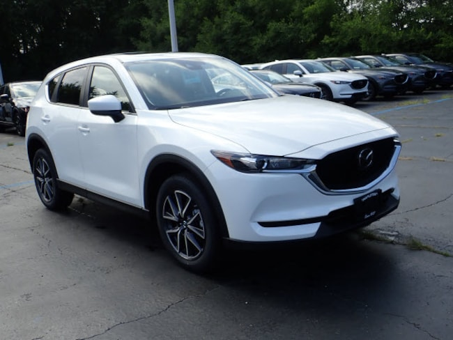 Used vehicles 2018 Mazda CX-5 Touring AWD Touring  SUV for sale near you in Arlington Heights, IL