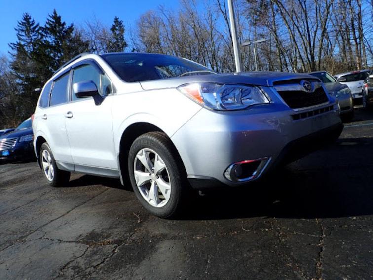Used 2015 Subaru Forester 2.5i Limited AWD 2.5i Limited  Wagon Arlington Heights