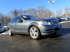 2012 Mercedes-Benz C-Class C 250 Luxury C 250 Luxury  Sedan