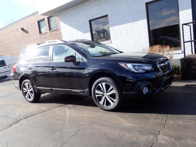 New 2019 Subaru Outback 3.6R Limited SUV Arlington HeIghts