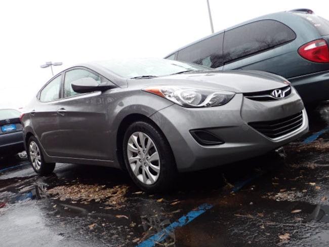 Used vehicles 2013 Hyundai Elantra 4DR SDN Auto GLS Pzev (AL GLS  Sedan 6A for sale near you in Arlington Heights, IL
