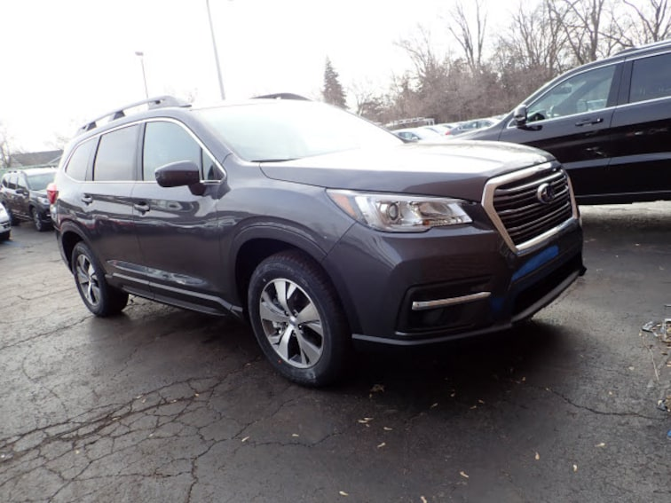 New 2019 Subaru Ascent Premium 8-Passenger SUV Arlington HeIghts