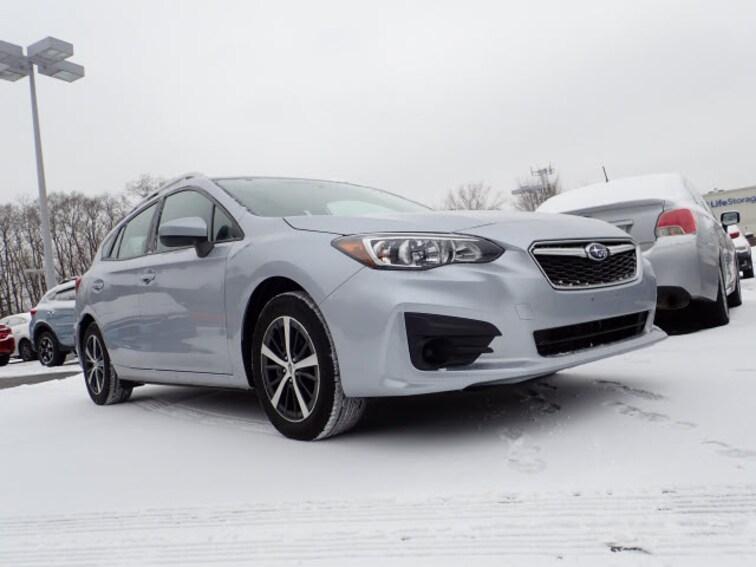 2019 Subaru Impreza Premium AWD 2.0i Premium  Wagon