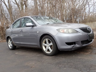 Bargain used vehicles 2005 Mazda Mazda3 i i  Sedan for sale near you in Arlington Heights, IL
