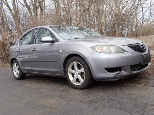 Used vehicles 2005 Mazda Mazda3 i i  Sedan for sale near you in Arlington Heights, IL