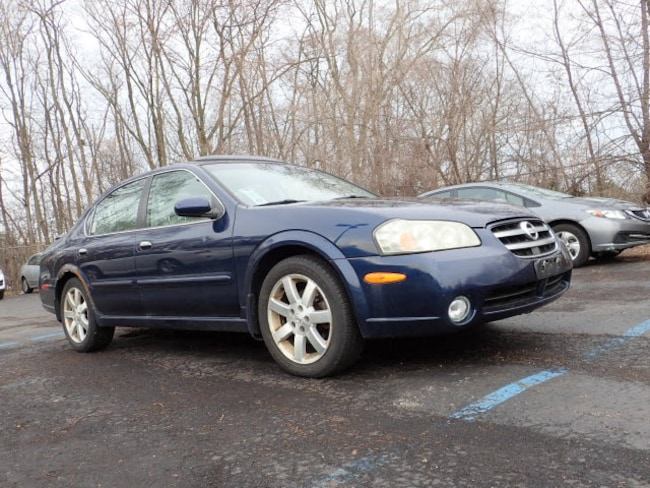 Used vehicles 2003 Nissan Maxima GLE GLE  Sedan for sale near you in Arlington Heights, IL