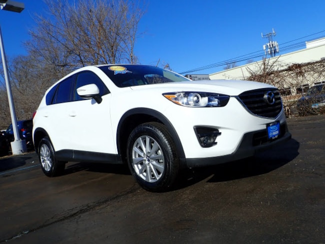 Certified pre-owned Mazda vehicle 2016 Mazda CX-5 Touring AWD Touring  SUV (midyear release) for sale near you in Arlington Heights, IL