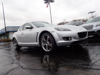 Bargain used vehicles 2004 Mazda RX-8 GT Coupe for sale near you in Arlington Heights, IL