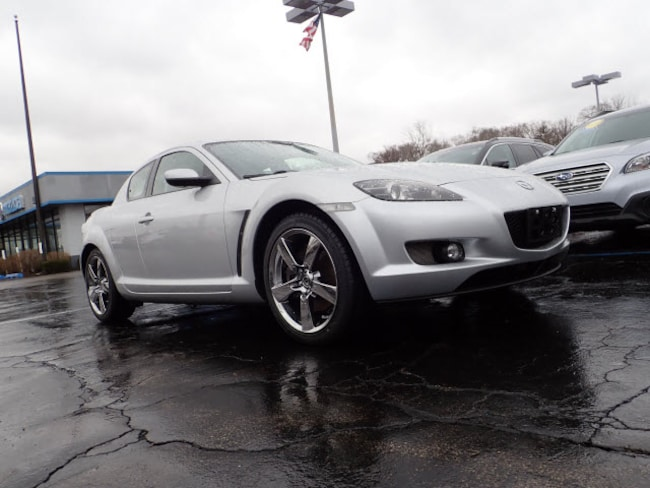 Used vehicles 2004 Mazda RX-8 GT Coupe for sale near you in Arlington Heights, IL