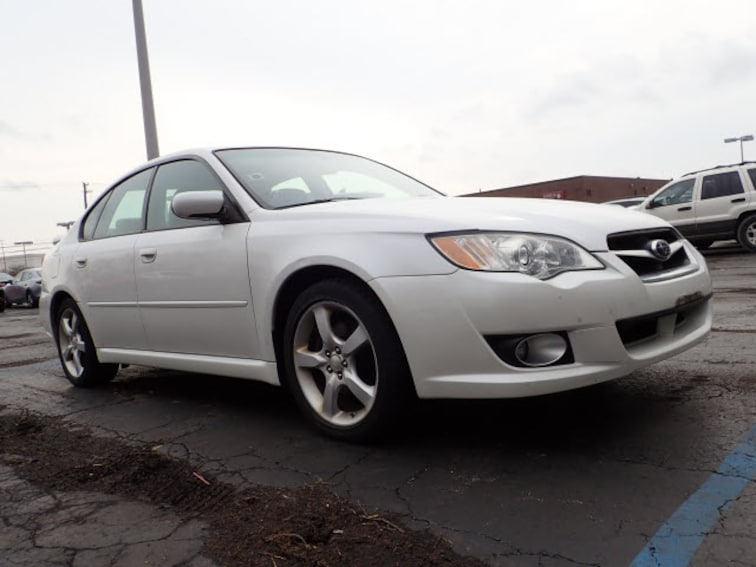 Used 2008 Subaru Legacy 2.5i Limited AWD 2.5i Limited  Sedan 4A Arlington Heights