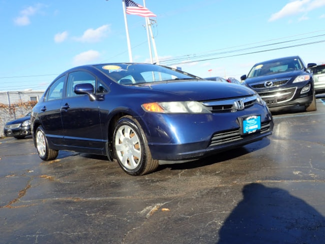 Used vehicles 2008 Honda Civic LX LX  Sedan 5A for sale near you in Arlington Heights, IL