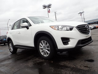 Certified pre-owned Mazda vehicles 2016 Mazda CX-5 Sport Sport  SUV 6A (midyear release) for sale near you in Arlington Heights, IL
