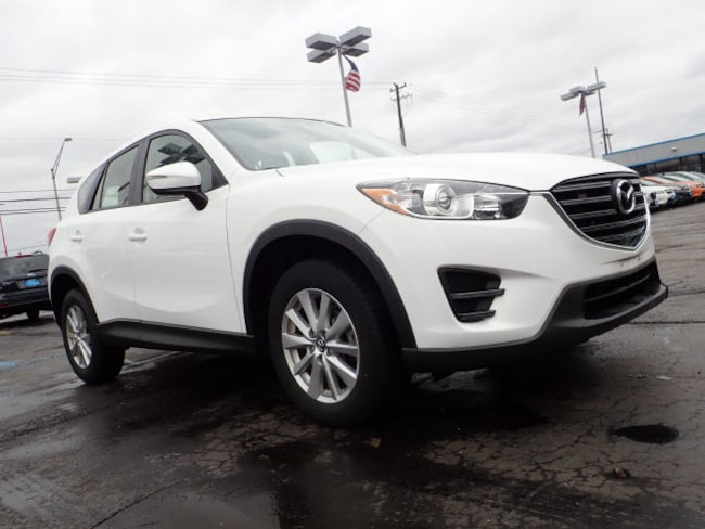 Certified pre-owned Mazda vehicle 2016 Mazda CX-5 Sport Sport  SUV 6A (midyear release) for sale near you in Arlington Heights, IL