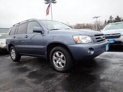 2007 Toyota Highlander Limited Limited  SUV w/3rd Row