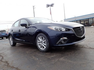 pre-owned vehicles 2016 Mazda Mazda3 i Touring i Touring  Hatchback 6A for sale near you in Arlington Heights, IL