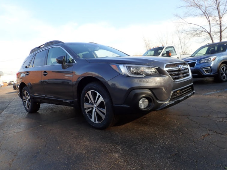 New 2019 Subaru Outback 3 6r Limited For Sale In Arlington Heights