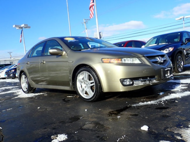 Used vehicles 2008 Acura TL Base Sedan for sale near you in Arlington Heights, IL