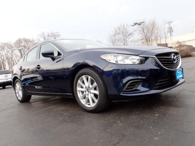 Used vehicles 2016 Mazda Mazda6 i Sport i Sport  Sedan 6A for sale near you in Arlington Heights, IL