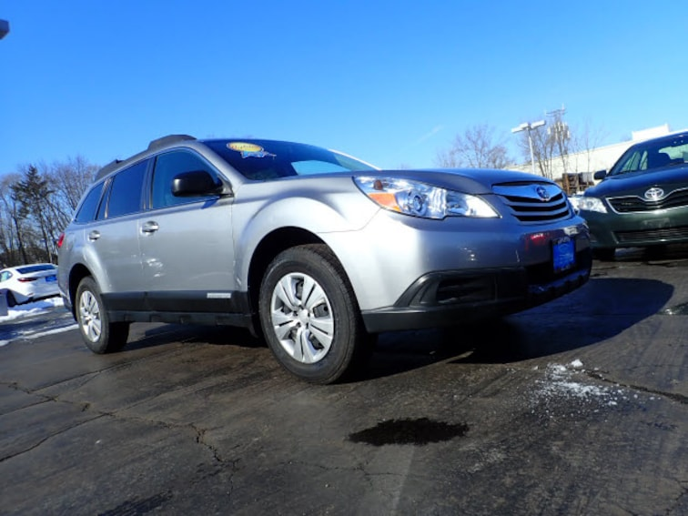 Used 2011 Subaru Outback 2.5i AWD 2.5i  Wagon CVT Arlington Heights