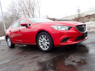 pre-owned vehicles 2016 Mazda Mazda6 Sport i Sport  Sedan 6A for sale near you in Arlington Heights, IL