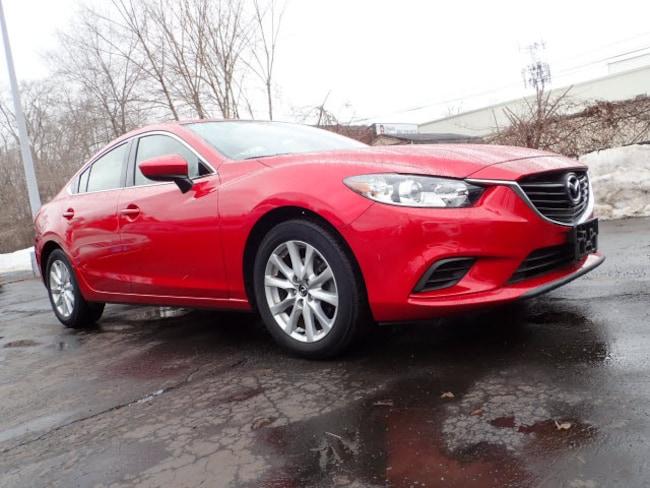 Used vehicles 2016 Mazda Mazda6 Sport i Sport  Sedan 6A for sale near you in Arlington Heights, IL