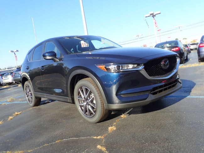 Certified pre-owned Mazda vehicle 2018 Mazda CX-5 Touring Touring  SUV for sale near you in Arlington Heights, IL