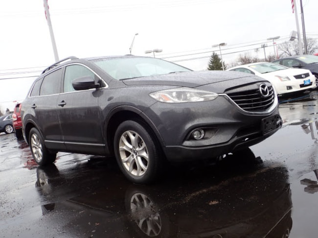 Used vehicles 2015 Mazda CX-9 Touring AWD Touring  SUV for sale near you in Arlington Heights, IL