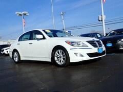2012 Hyundai Genesis 3.8L V6 3.8L V6  Sedan