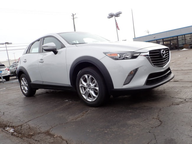 Certified pre-owned Mazda vehicle 2016 Mazda CX-3 Touring Touring  Crossover for sale near you in Arlington Heights, IL