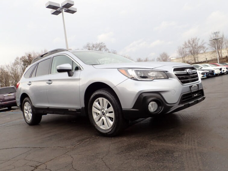 Used 2019 Subaru Outback 2.5i Premium AWD 2.5i Premium  Crossover Arlington Heights