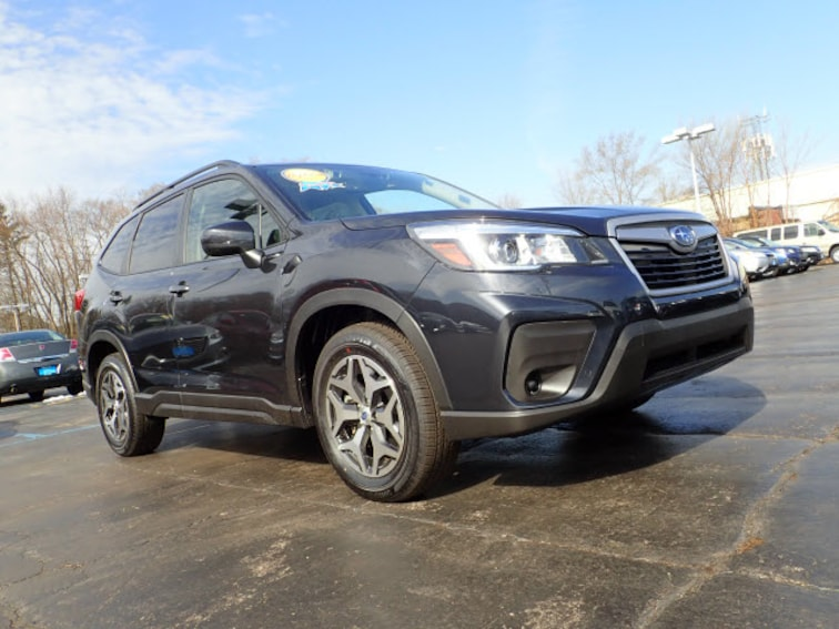 Used 2019 Subaru Forester Premium AWD Premium  Crossover Arlington Heights