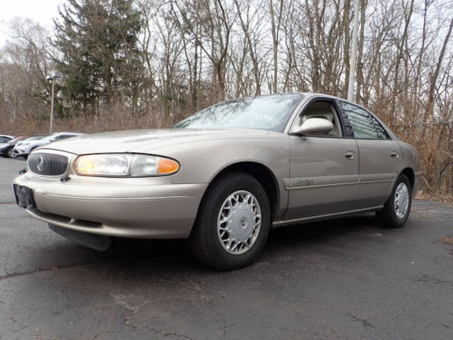 Used vehicles 1999 Buick Century Limited Limited  Sedan for sale near you in Arlington Heights, IL