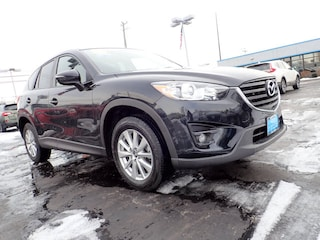 Certified pre-owned Mazda vehicles 2016 Mazda CX-5 Touring AWD Touring  SUV (midyear release) for sale near you in Arlington Heights, IL