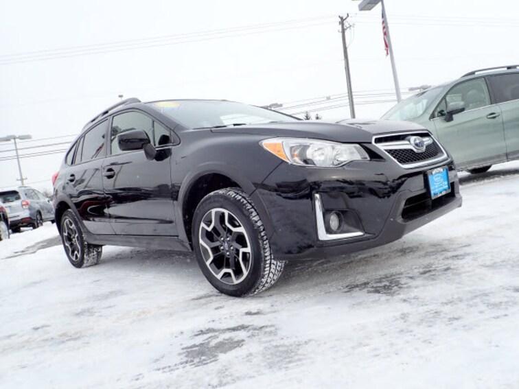2016 Subaru Crosstrek 2.0i Premium AWD 2.0i Premium  Crossover CVT