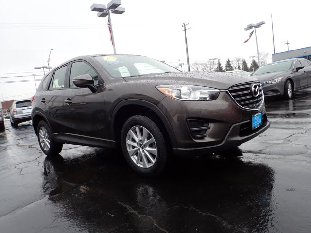 Featured pre-owned cars, trucks, and SUVs 2016 Mazda CX-5 Sport AWD Sport  SUV (midyear release) for sale near you in Arlington Heights, IL