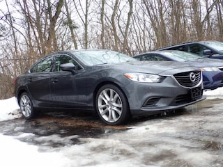 Bargain used vehicles 2015 Mazda Mazda6 i Touring i Touring  Sedan 6A for sale near you in Arlington Heights, IL